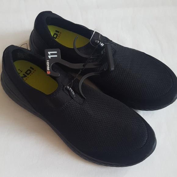 And1 Shoes | Memory Foam Slip On Pivot
